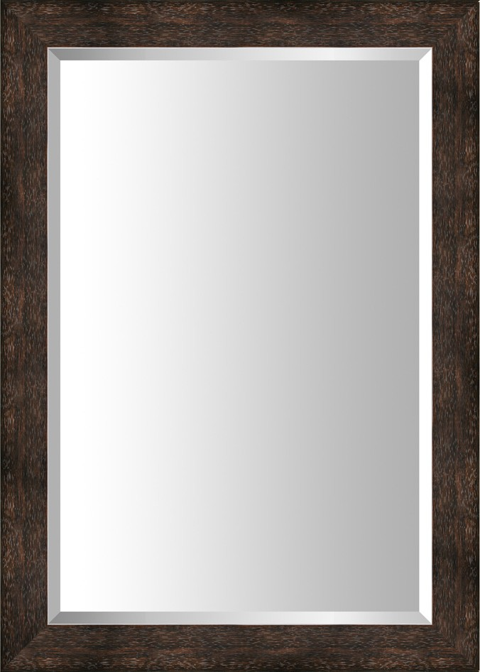 Picture Depot | 24-x-36-framed-bevelled-mirror
