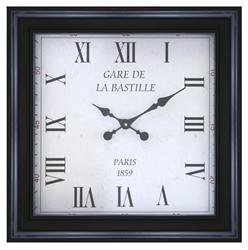 Picture of Iron Clock Square Gare De La Bastille  WCL14