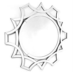 Picture of Designer Round Mirror          IM00131S