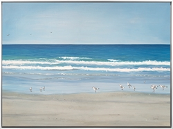 Picture of Birds on the Beach OP1009-1