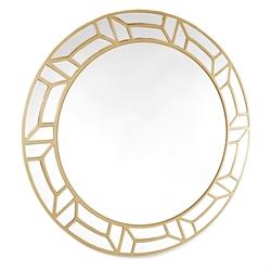 Picture of Designer Round Mirror       IM00135S
