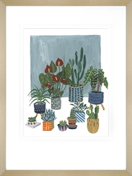 Picture of A Portrait of Plants I             GL2633